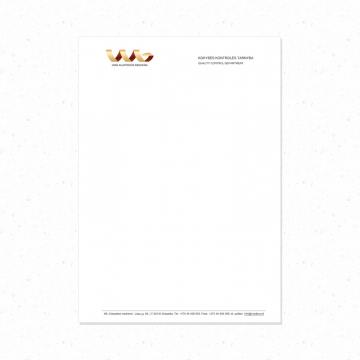 blankų spausdinimas