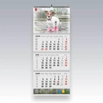 kalendorių gaminimas 2