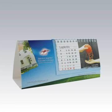 kalendorių spausdinimas 2