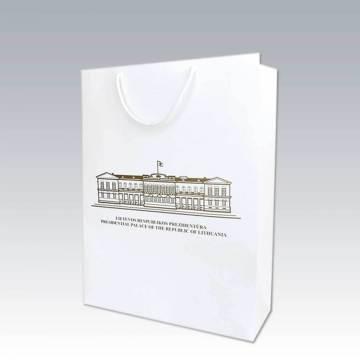 popierinių maišelių gamyba